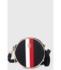 bolso azul oscuro-blanco-rojo tommy hilfiger