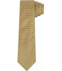 corbata pala ancha en seda diseño diamantes para hombre 92829