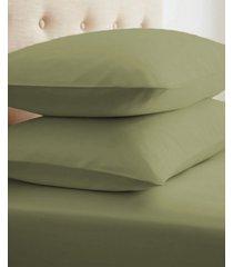 home collection premium ultra soft 2 piece pillow case set, king bedding