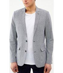chaqueta lino viscosa perry ellis
