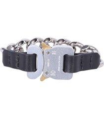 1017 alyx 9sm buckle fastening bracelet