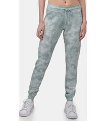 marc new york performance women's tie dye french terry jogger