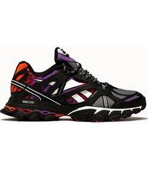 reebok sneakers dmx trail shadow multicolore