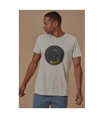 t-shirt tropic contemporanei areia - p