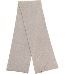extreme cashmere nº85 extra long scarf - neutrals