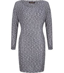 supertrash jurk grijs