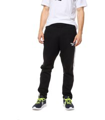 pantalón negro reebok classic cl v p jogger