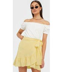 vero moda vmcita bobble wrap skirt color minikjolar