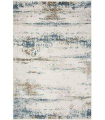 safavieh eclipse beige and blue 4' x 6' sisal weave area rug