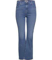 725 pl hr bootcut rio rave plu jeans boot cut blauw levi's plus