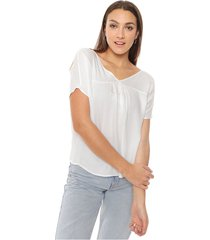 blusa natural asterisco arietta