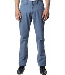 pantalón canvas 5 bolsillos azul piedra kotting
