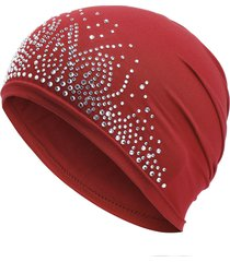 sotto berretto a cappuccio bone bonnet ninja inner hijab women musulmano islamico wrap foulard collo full cover sca