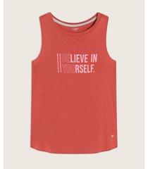 camiseta esqueleto terracota-rosa patprimo