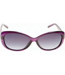 gafas polaroid acetato violeta mujer