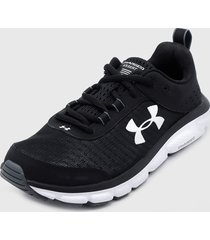 zapatilla ua w charged assert 8 negro under armour