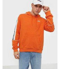 fila men tefo hoody tröjor mandarin