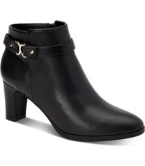 charter club women's pixxy dress booties, created for macy's women's shoes