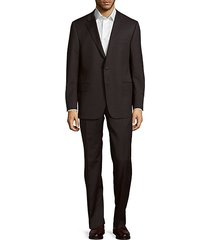 milburn ii classic fit wool suit