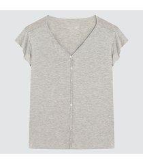 camiseta manga con bolero