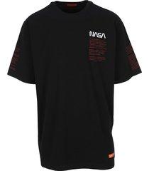 heron preston nasa oversized t-shirt ss facts