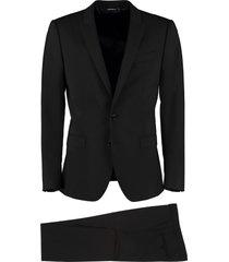 dolce & gabbana martini virgin wool suit