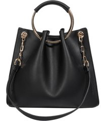 melie bianco chelsea top handle small crossbody bag