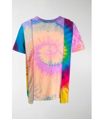 needles reworked tie-dye t-shirt