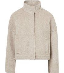 jacka vmnoran norway short wool jacket