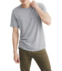 men's madewell garment dyed allday crewneck t-shirt, size xx-large - grey