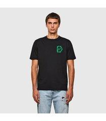 camiseta  para hombre t-just-n40 diesel