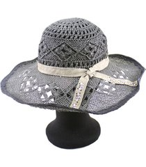 sombrero calado almacen de paris