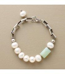 spring skies bracelet