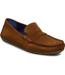georges loafers låga skor brun playboy footwear