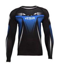 rash guard venum no gi 3.0 - azul