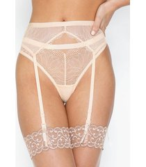 nly lingerie memory lane suspender belt shaping & support