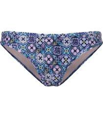duskii waikiki nights bikini pants - multicolour