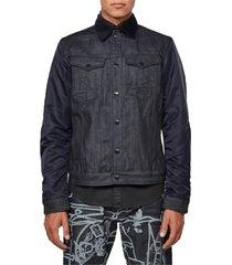 arc 3d slim padded jacket