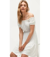 klänning irja off shoulder dress