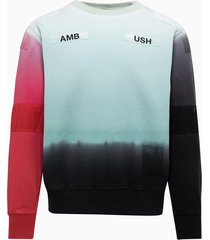 ambush patchwork sweatshirt 12112066