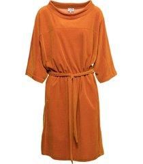 fluwelen jurk carmen