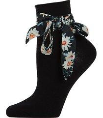 bonny ribbon anklet socks