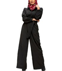 urban modesty women's utility jumpsuit