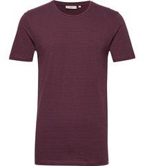 luka t-shirts short-sleeved lila minimum