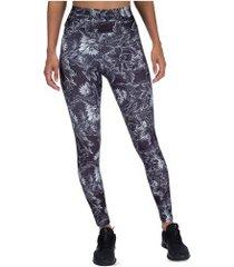 calça legging colcci estampada 25700805 - feminina - preto/branco