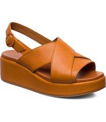 misia shoes summer shoes flat sandals brun camper
