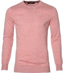 scotch & soda pullover - slim fit - roze