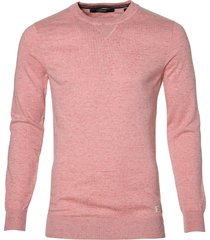 scotch & soda pullover - slim fit - roze