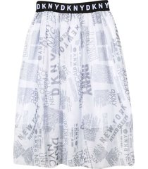 dkny skirt with press