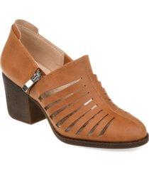 journee collection women's comfort venice bootie women's shoes